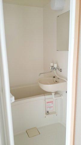 【浴室】ハイツオリエント