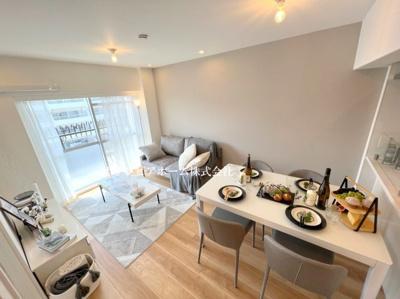 【外観】秀和第2東陽町レジデンス 8階 リフォーム済