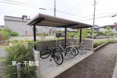 【駐車場】シャーメゾン和田