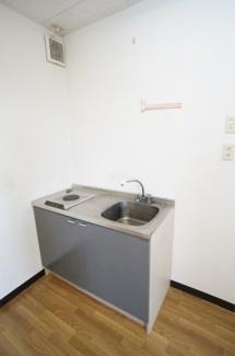 【キッチン】中央ビル3階