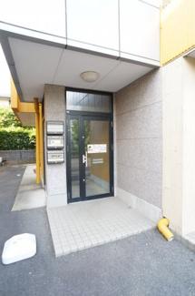 【玄関】中央ビル3階