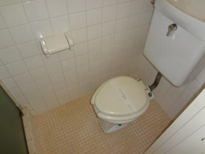 【トイレ】葺合マンション