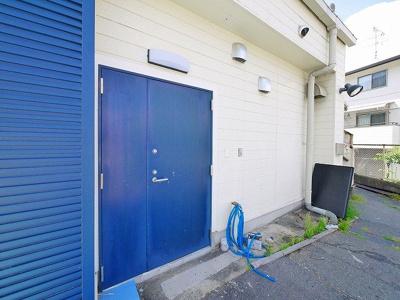 【エントランス】西大寺赤田町店舗・事務所
