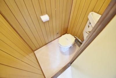 【トイレ】タジマハイツ