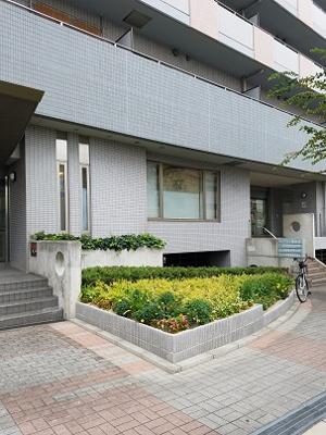 大阪市天王寺区堂ヶ芝 外観