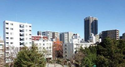 【周辺】甘泉園公園に隣接◆パストラルハイム面影橋◆