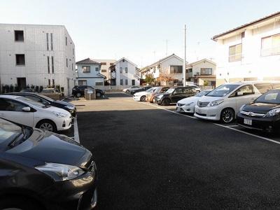 【駐車場】ディアルベルジェ・エスパシオ