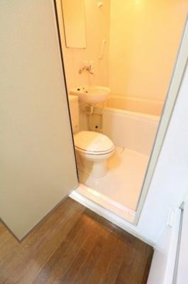【浴室】モリタマンション