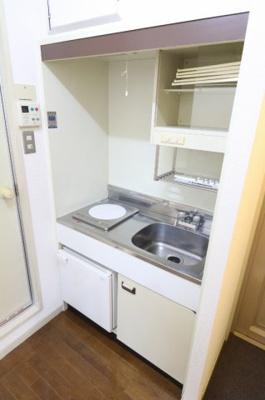 【キッチン】モリタマンション