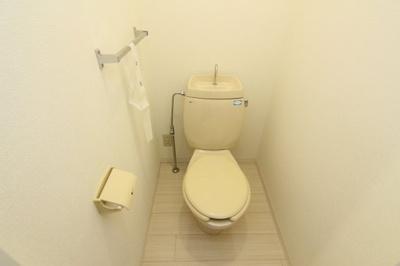 【トイレ】メゾンセンチュリオン日吉