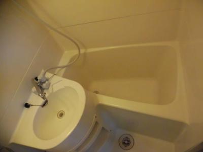 【浴室】ダイヤハイツ