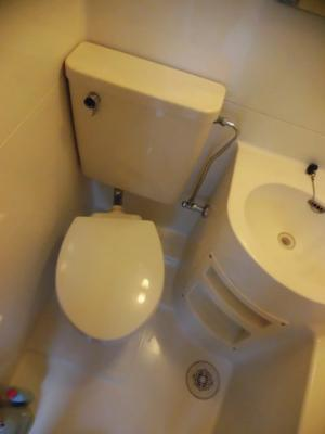 【トイレ】ダイヤハイツ
