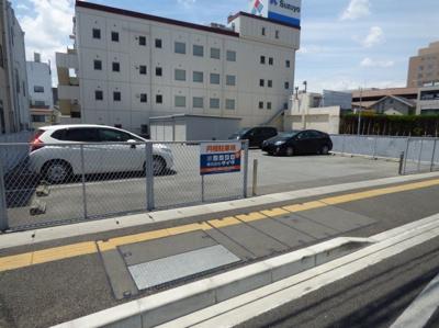 【外観】土屋月極駐車場