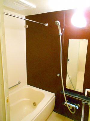 【浴室】コスモグラシア根岸