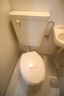 【トイレ】NEST六甲