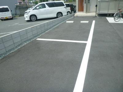 【駐車場】サニーハイム