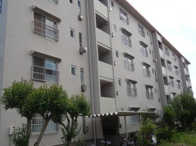 【外観】新多聞第2住宅104号棟
