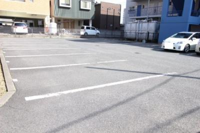 【駐車場】リーセイント西古松
