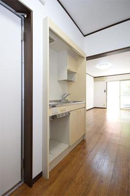 松茂レインボーハイツ ※同タイプの室内写真です