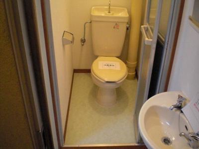 【トイレ】サンライフ平野