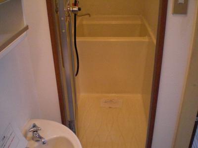 【浴室】サンライフ平野