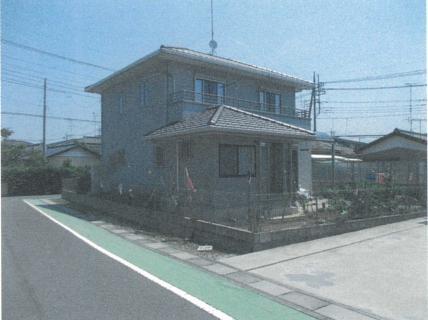 ゆとりの敷地80坪!!