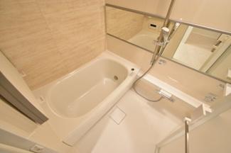 【浴室】富士林プラザ13番館