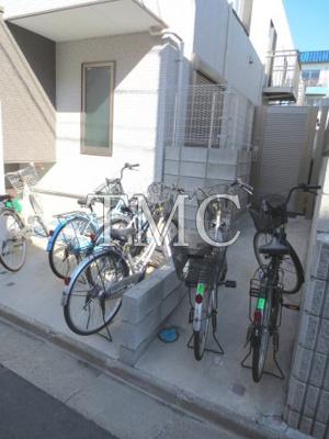 ☆駐輪スペース☆
