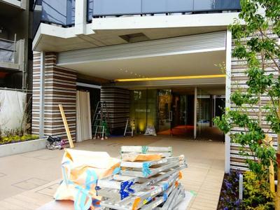 【エントランス】ZOOM渋谷笹塚