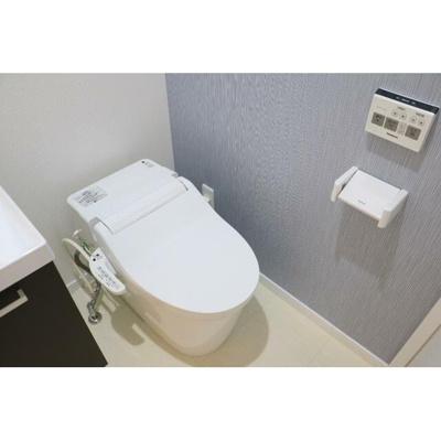 Aerial Suiteのトイレ