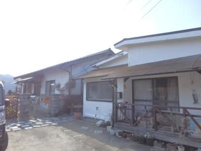 【駐車場】山南町岩屋中古住宅