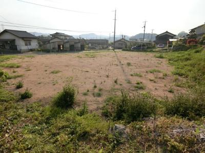 【外観】土地 玉島勇崎_北側