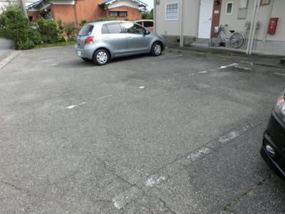 【駐車場】パナハイツ大島