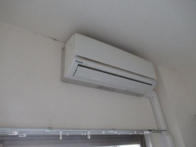 エアコンです