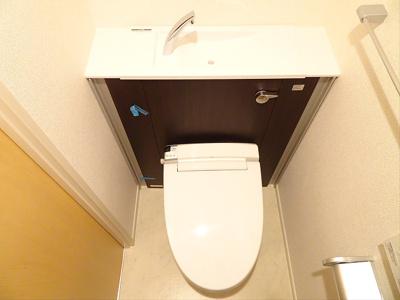【トイレ】Grace世田谷