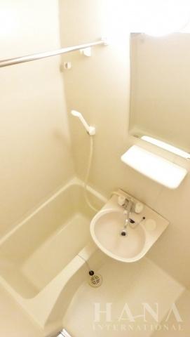 【浴室】クレール稲田堤