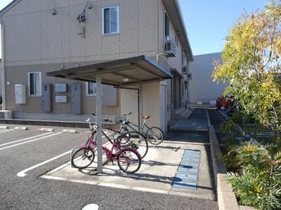 自転車行き場
