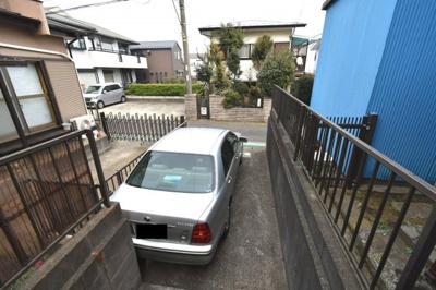 【駐車場】綾瀬市大上3丁目一戸建て