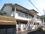 奈良市山陵町のアパートの画像