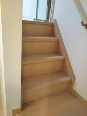 ステージ幕張の階段