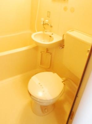 【トイレ】プチメゾン西所沢