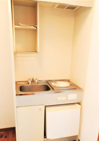 【キッチン】プチメゾン西所沢