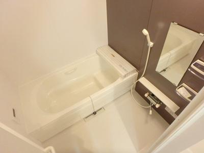 【浴室】メゾン・イセキス曽根