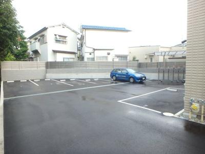 【駐車場】メゾン・イセキス曽根