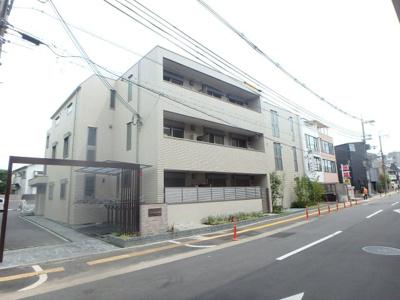 【外観】メゾン・イセキス曽根