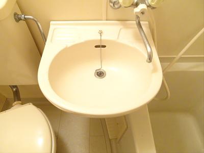 【洗面所】この価格でバストイレ別♪