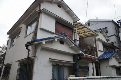 【外観】南恵我之荘1丁目中古戸建(2戸)