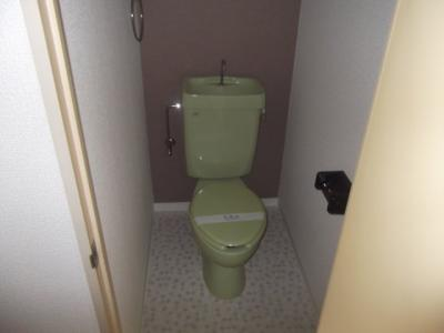 【トイレ】メゾン大和5号館