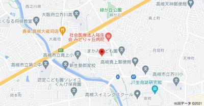 【地図】ミドルヴィレッジ