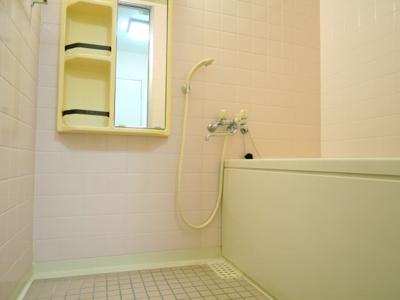 【浴室】城南パレス